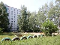 Казань, улица Маршала Чуйкова, дом 16. многоквартирный дом