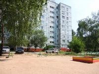 Казань, улица Маршала Чуйкова, дом 18. многоквартирный дом