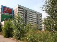 Казань, улица Маршала Чуйкова, дом 19. многоквартирный дом
