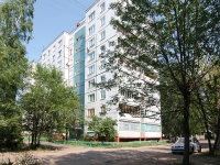 neighbour house: st. Marshal Chuykov, house 20. Apartment house