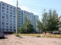 Kazan, Marshal Chuykov st, house 23. Apartment house