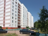 Kazan, Marshal Chuykov st, house 27А. Apartment house