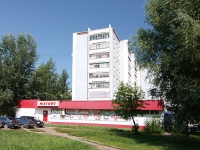 neighbour house: st. Marshal Chuykov, house 31. Apartment house with a store on the ground-floor