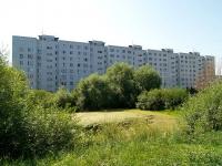 Kazan, Marshal Chuykov st, house 37. Apartment house