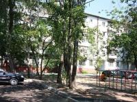 Kazan, Marshal Chuykov st, house 38. Apartment house
