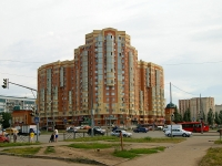 Kazan, Marshal Chuykov st, house 41. Apartment house