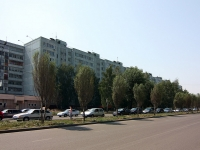 neighbour house: st. Marshal Chuykov, house 52. Apartment house