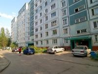 Kazan, Marshal Chuykov st, house 59. Apartment house
