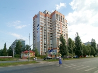 Kazan, Marshal Chuykov st, house 71. Apartment house