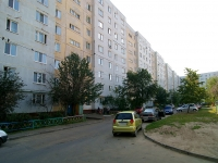 Kazan, Marshal Chuykov st, house 85. Apartment house
