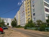 Kazan, Marshal Chuykov st, house 87. Apartment house