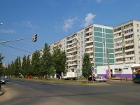 neighbour house: st. Marshal Chuykov, house 93. Apartment house