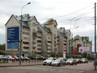 Kazan, Tufan Minnulin st, house 10А. Apartment house