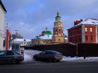 Kazan, temple Сошествия Святого Духа, Tufan Minnulin st, house 21