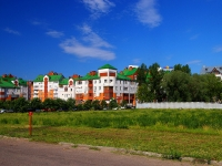 喀山市, Tufan Minnulin st, 房屋 8А. 公寓楼