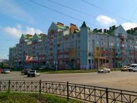 Kazan, Tufan Minnulin st, house 8Б. Apartment house