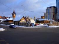 Казань, ресторан ТУГАН АВЫЛЫМ, ресторанно-развлекательный комплекс, улица Туфана Миннулина, дом 14