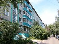 Казань, улица Макаренко, дом 6. многоквартирный дом