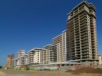 喀山市, Meridiannaya st, 房屋 1. 公寓楼