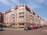 Казань, улица Меридианная, дом 3А. многоквартирный дом