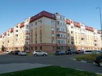 Казань, улица Меридианная, дом 3. многоквартирный дом
