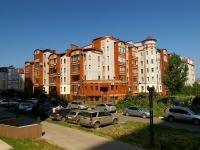 Казань, улица Меридианная, дом 6. многоквартирный дом