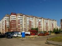 Казань, улица Меридианная, дом 7. многоквартирный дом