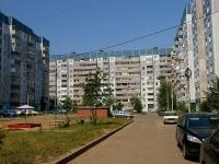 Казань, улица Меридианная, дом 15. многоквартирный дом