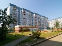 Казань, улица Меридианная, дом 17. многоквартирный дом
