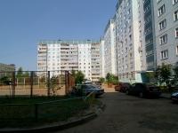 Казань, улица Меридианная, дом 19. многоквартирный дом