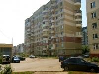 Казань, улица Меридианная, дом 20. многоквартирный дом