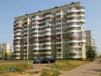 Казань, улица Меридианная, дом 22. многоквартирный дом
