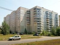Казань, улица Меридианная, дом 24. многоквартирный дом