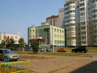 Kazan, Meridiannaya st, house 26А. office building