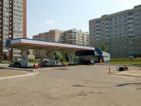 neighbour house: st. Meridiannaya, house 26В. fuel filling station