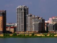 Казань, улица Меридианная, дом 2. многоквартирный дом