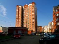 Kazan, Meridiannaya st, house 8. Apartment house