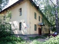 Казань, улица Телецентра, дом 3. многоквартирный дом