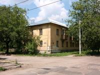 Казань, улица Телецентра, дом 10. многоквартирный дом