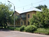 Kazan, Teletsentra st, house 10. Apartment house