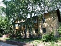 Казань, улица Телецентра, дом 12. многоквартирный дом