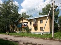 Казань, улица Телецентра, дом 14. многоквартирный дом