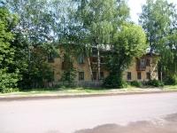 Казань, улица Телецентра, дом 16. многоквартирный дом