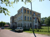 neighbour house: st. Muzikalnaya, house 5. trade school №137