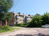 neighbour house: st. Muzikalnaya, house 6. Apartment house