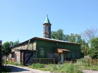 neighbour house: st. Muzikalnaya, house 11. mosque Рафик
