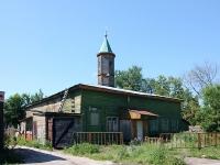 Казань, улица Музыкальная, дом 11. мечеть Рафик