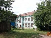 Казань, улица Наки Исанбета, дом 43. многоквартирный дом