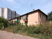 Казань, улица Наки Исанбета, дом 49. многоквартирный дом