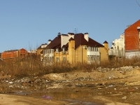Казань, улица Некрасова, дом 26. многоквартирный дом